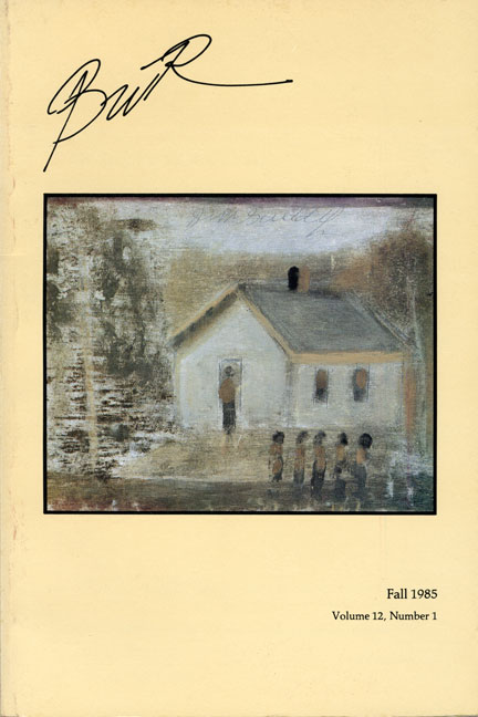 12.1 Fall 1985