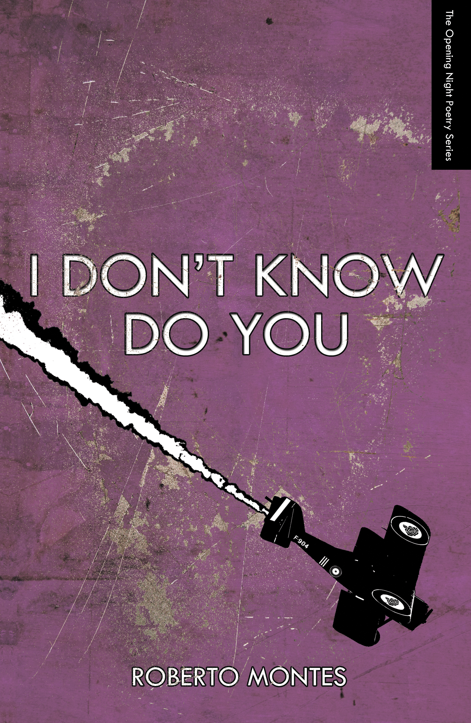 Review: I DON'T KNOW DO YOU by Roberto Montes