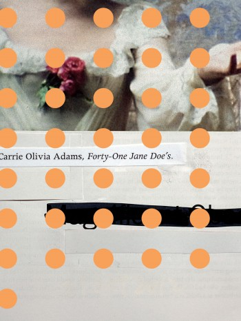 Review: FORTY-ONE JANE DOE'S by Carrie Olivia Adams