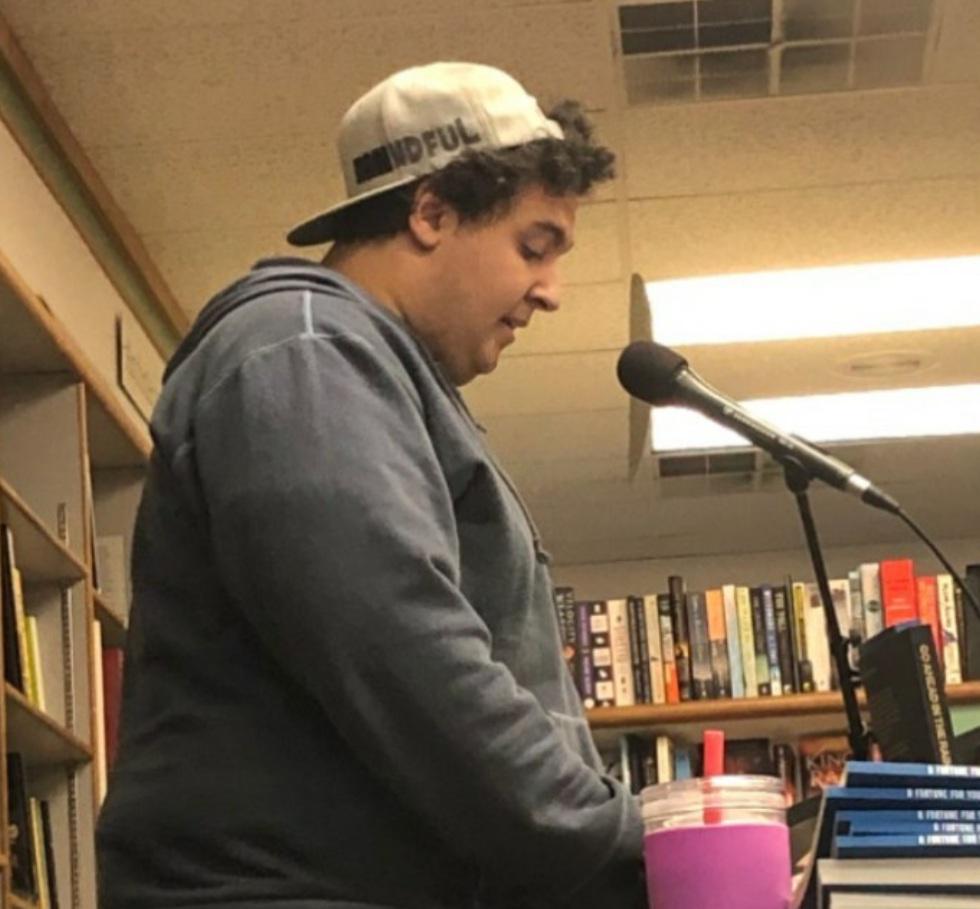 Gyasi Hall author photo