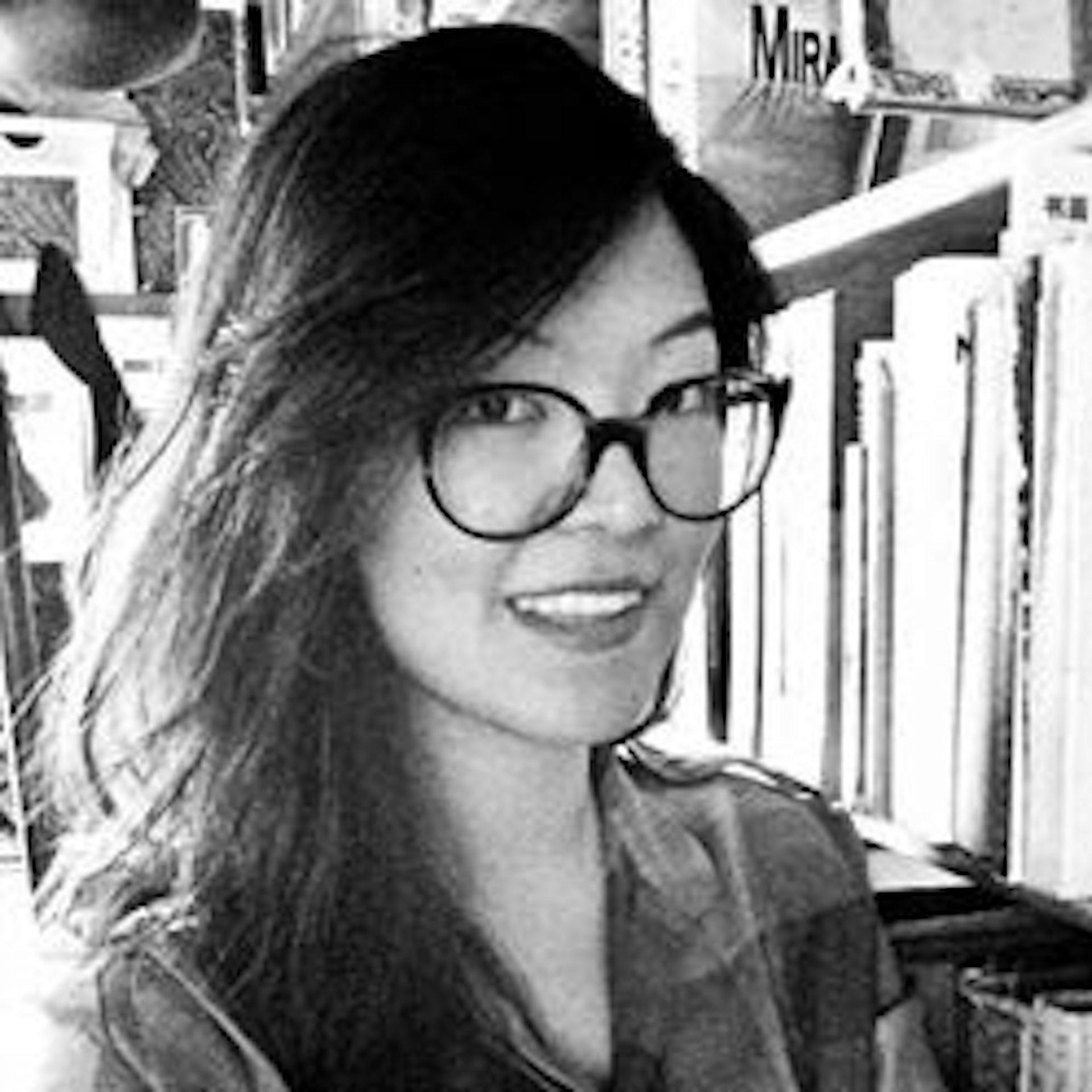 Elaine Hsieh Chou author photo